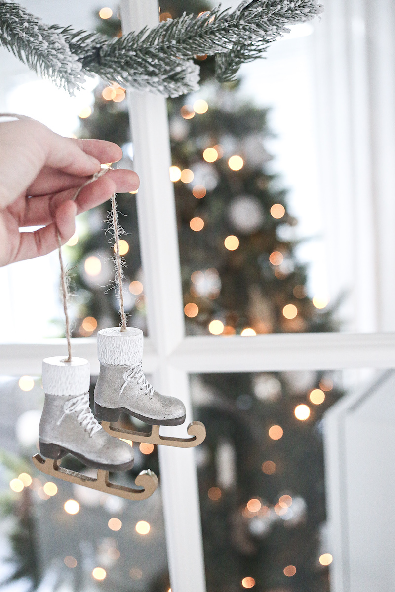 Homevialaura, joulu, joulukuusenkoriste