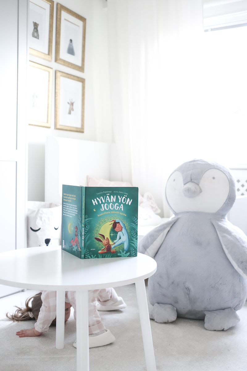 Miten rauhoittua ja rentoutua lapsen kanssa