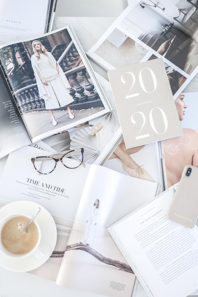 12 toivetta ja tavoitetta vuodelle 2020