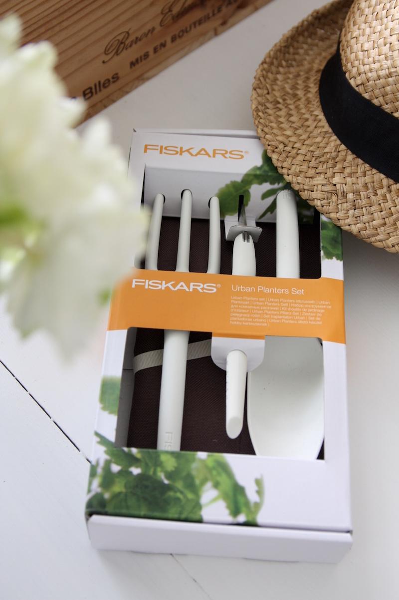 Homevialaura, Fiskars Urban Planters Set