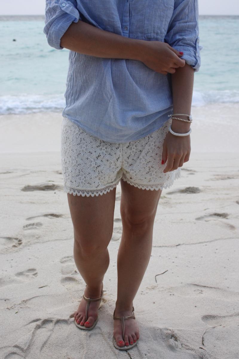 Homevialaura, Mitä pakata rantalomalle, Malediivit, Havaianas