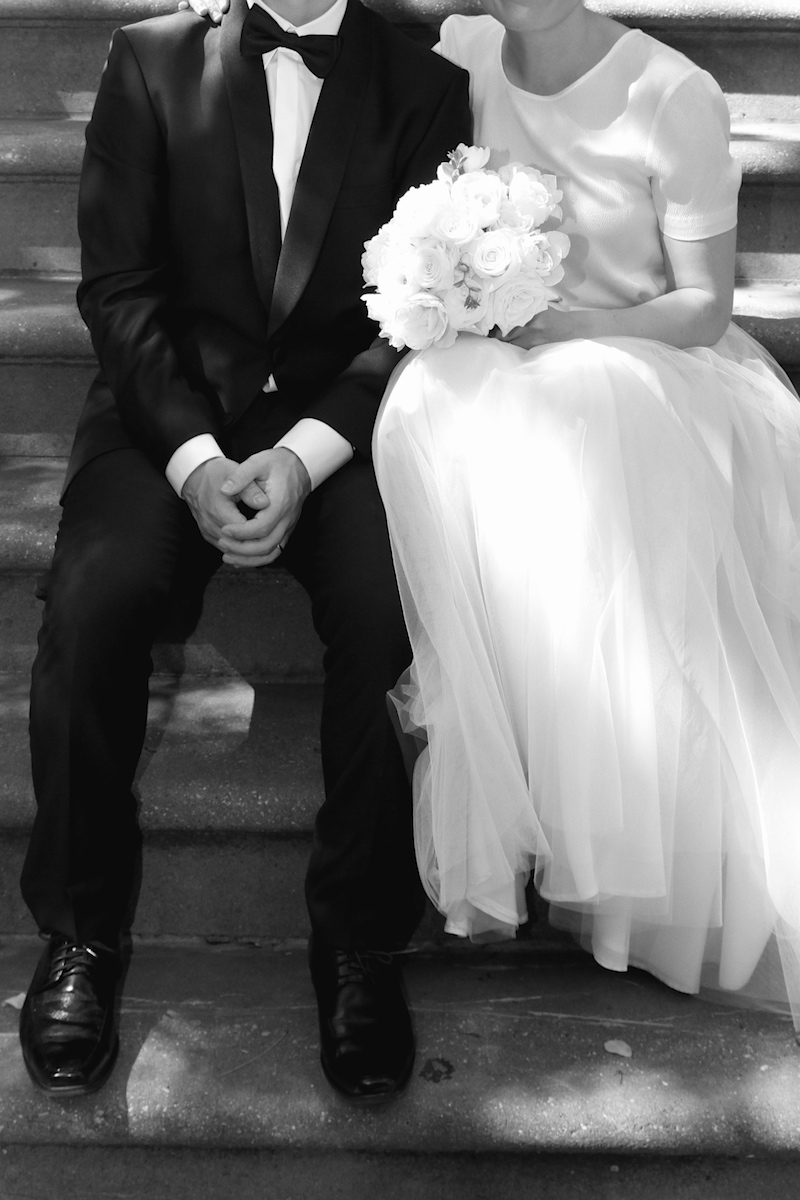 Homevialaura, naimisiin New Yorkissa, häät