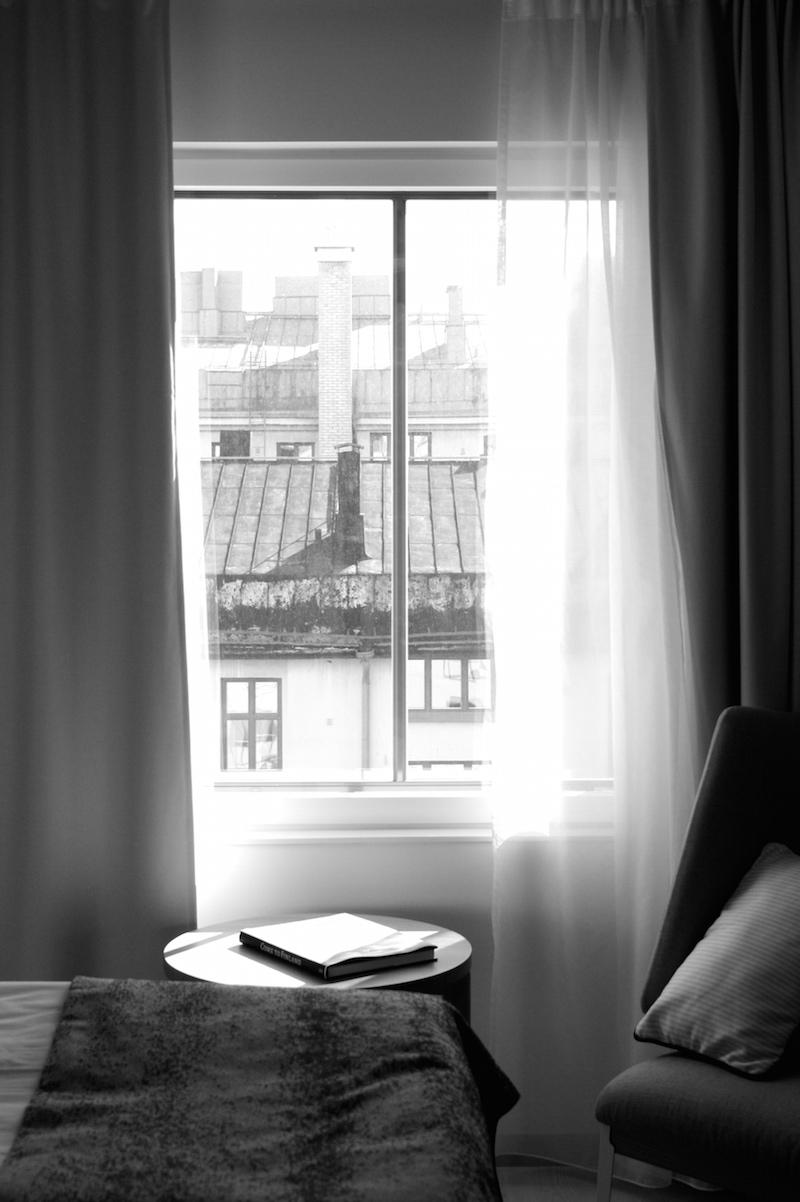 Homevialaura, Hotelli Indigo, Bulevardi, Helsinki