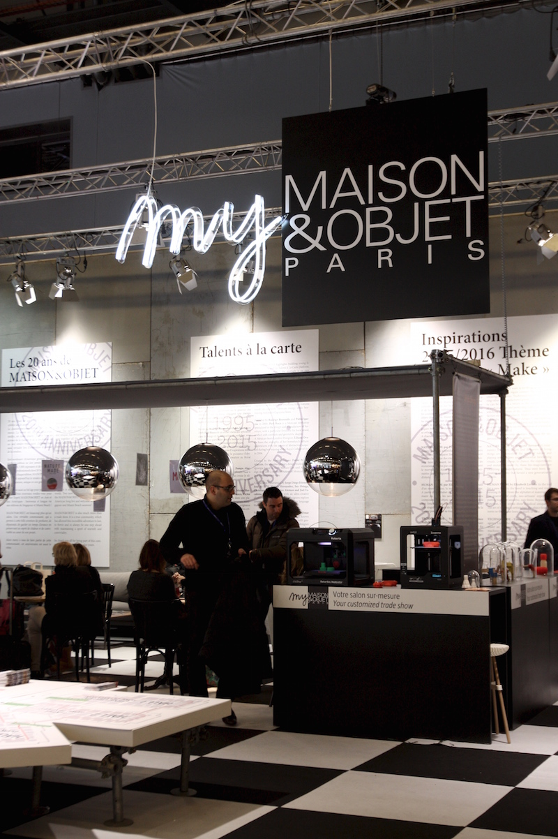 Homevialaura, Maison&Object, Balmuir, Pariisi, messut