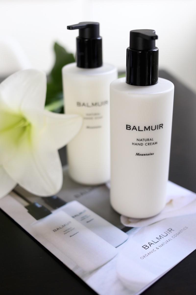Homevialaura, kylpyhuone, kosmetiikka, luonnonkosmetiikka, Balmuir Cosmetics