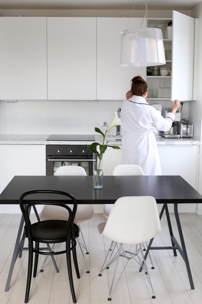 Homevialaura, keittiö