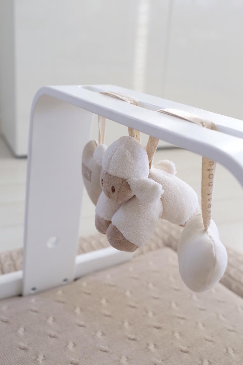 Homevialaura, leikkimatto, leikkikaari, Ikea Leka -jumppakaari, PikkuVanilja, Baby's Only