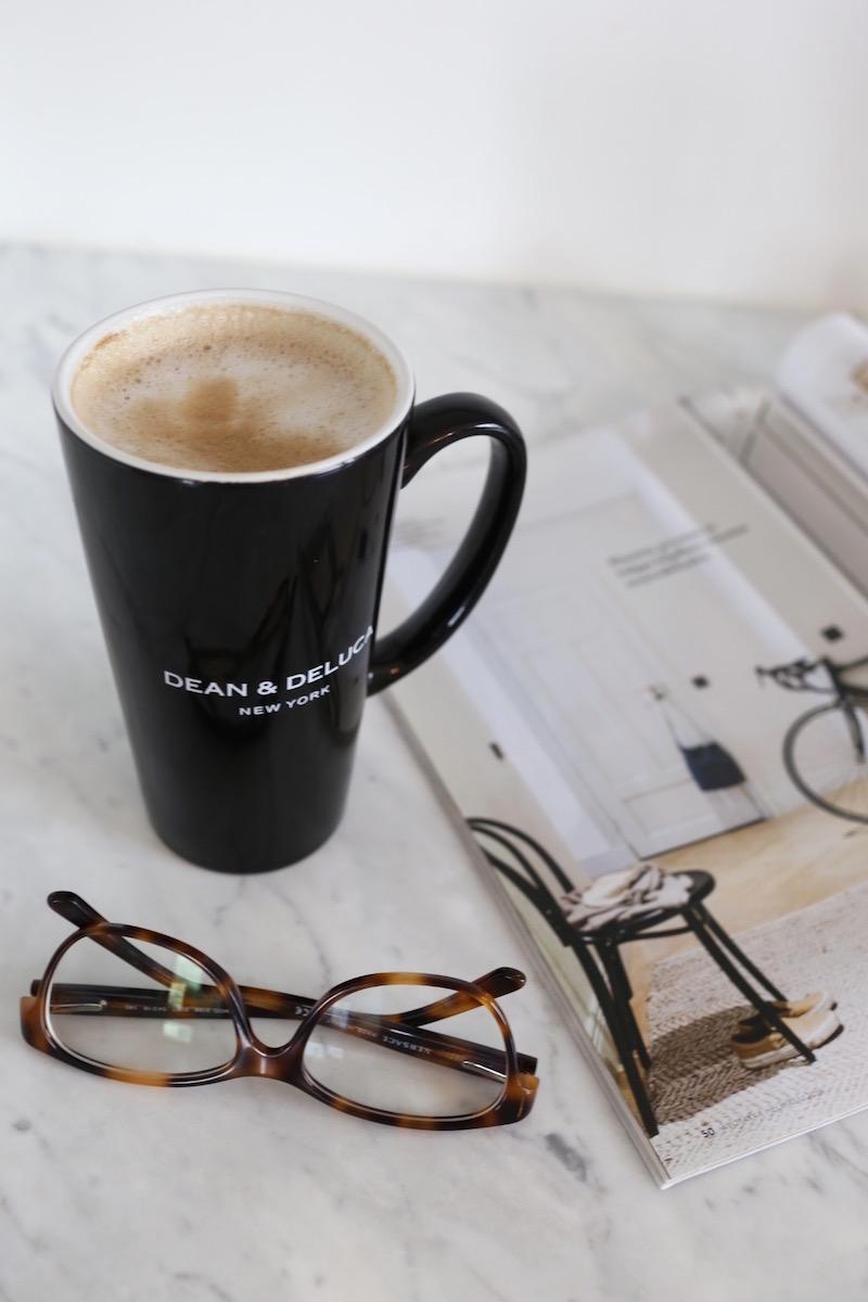 Homevialaura, kahvi, Dean & DeLuca, marmoritaso