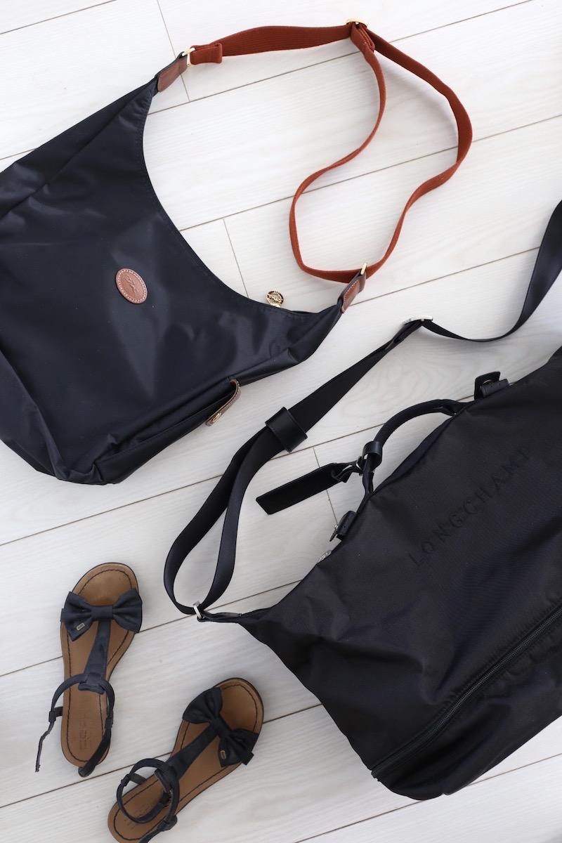 Homevialaura, Longchamp, Le Pliage, laukku