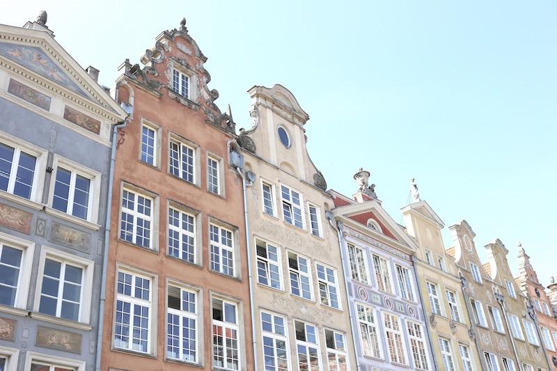 Homevialaura, Gdansk, Puola, matkailu, kokemuksia
