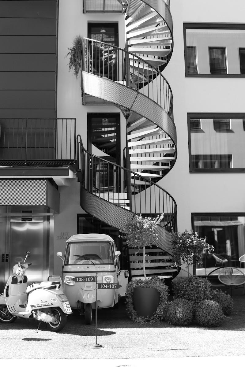 Homevialaura, Hotel F6, Helsinki, hotelli, Fabianinkatu