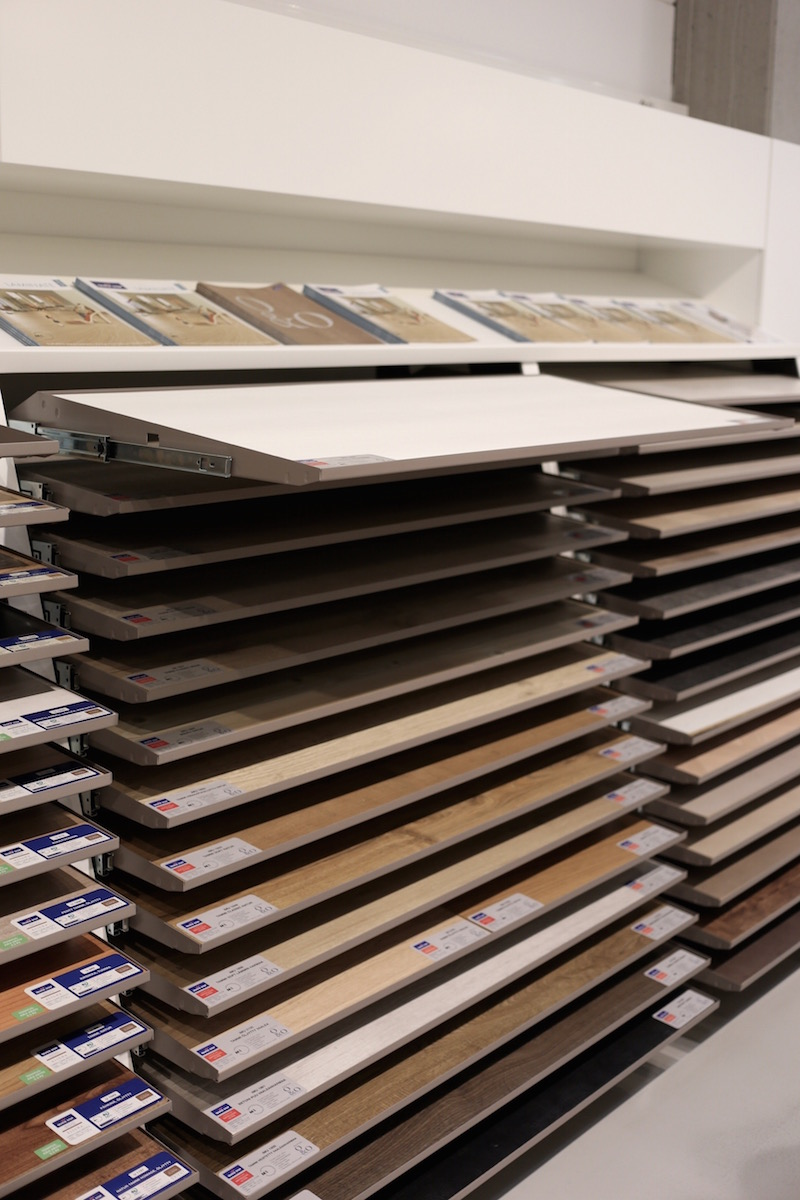 Homevialaura, Orient Occident, showroom, näyttely, Espoo, Quick-Step, laminaatti