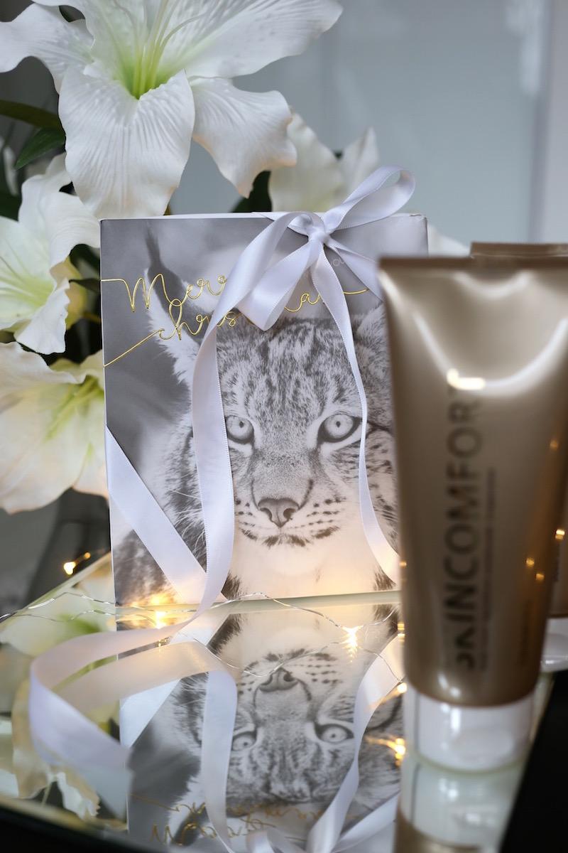 Homevialaura, Dermosil, Dermoshop, joulu, lahjapakkaus