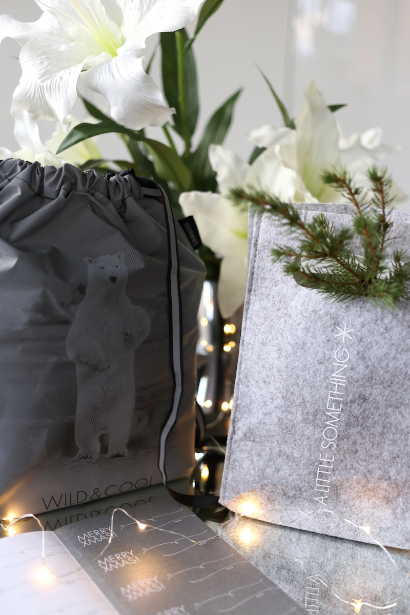 Homevialaura, Dermosil, Dermoshop, joulu, lahjapakkaus, paketointi