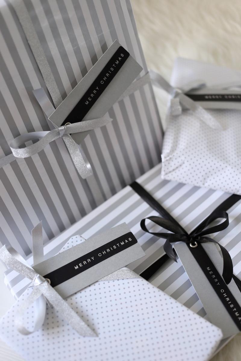 Homevialaura, joulu, lahjat, paketointi