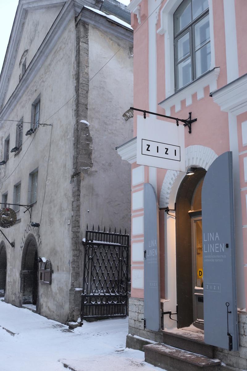 Homevialaura, Tallinna, vanha kaupunki, Zizi, sisustusliike, pellava
