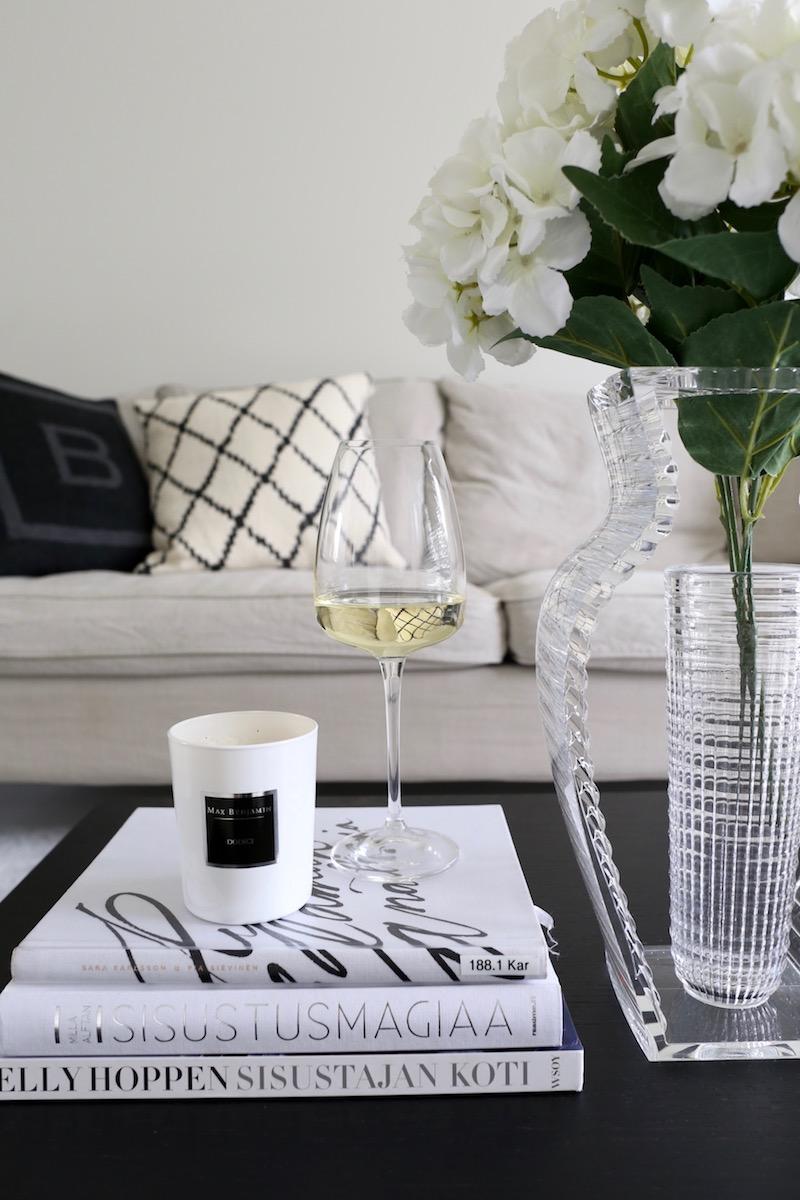 Hyggestä viininpäiväntasaukseen– kuinka viihdyn kotona