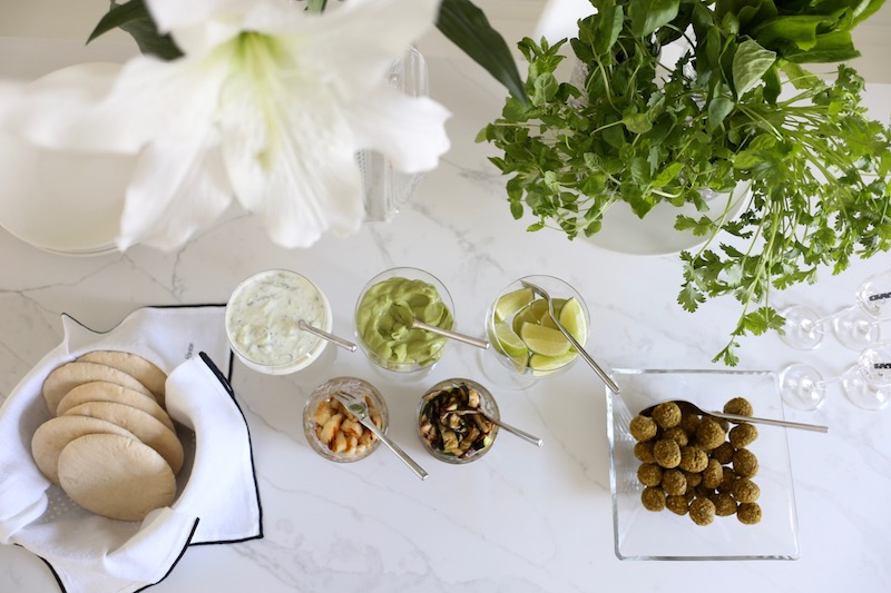 Homevialaura, Risenta, kikhernepyörykät, kasvisruoka, juhlat