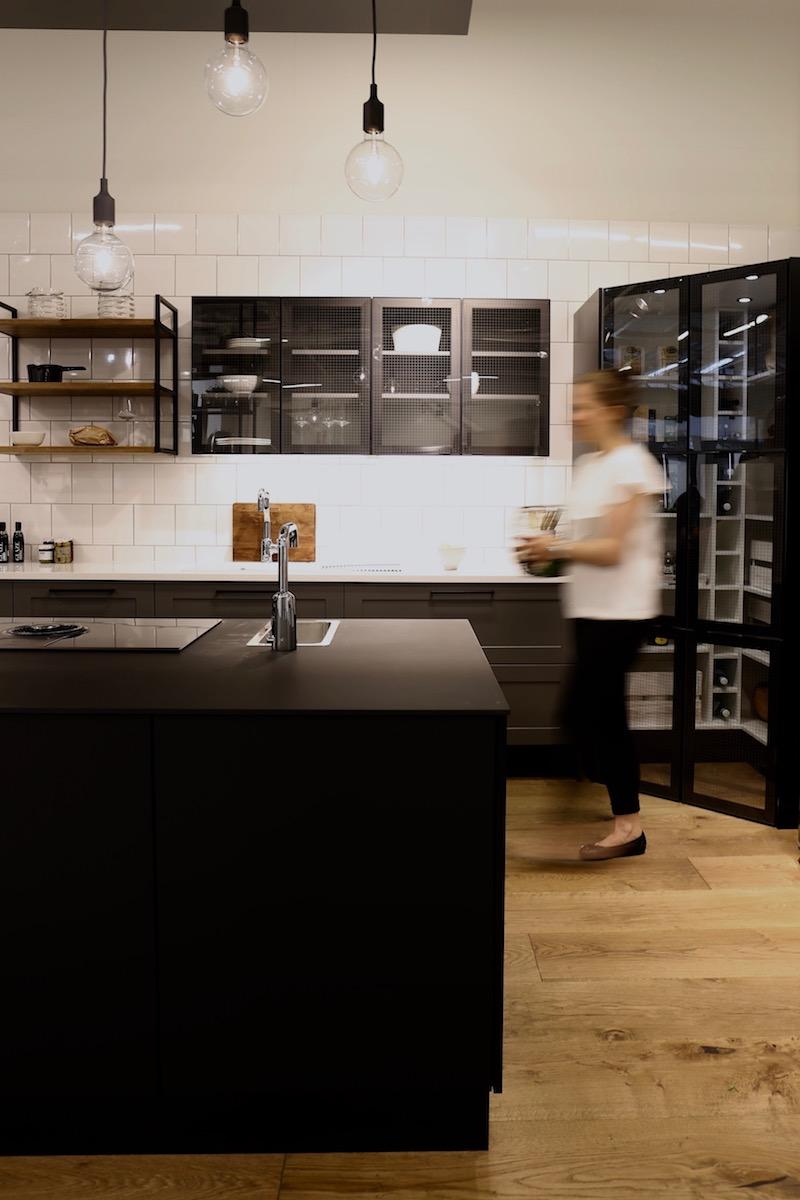 Homevialaura, Keittiomaailma, A la Carte Bistro, keittiö