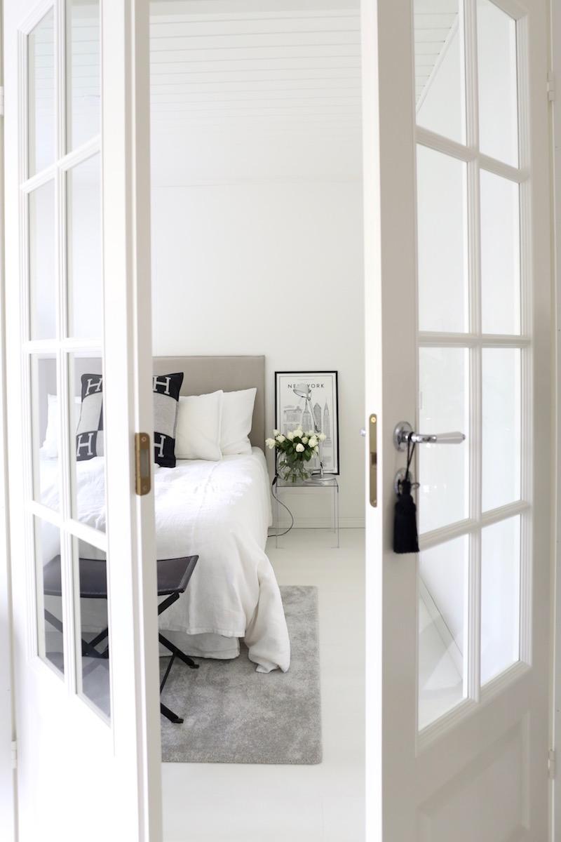 Homevialaura, sängynpääty, Matri by Fennobed, Slim