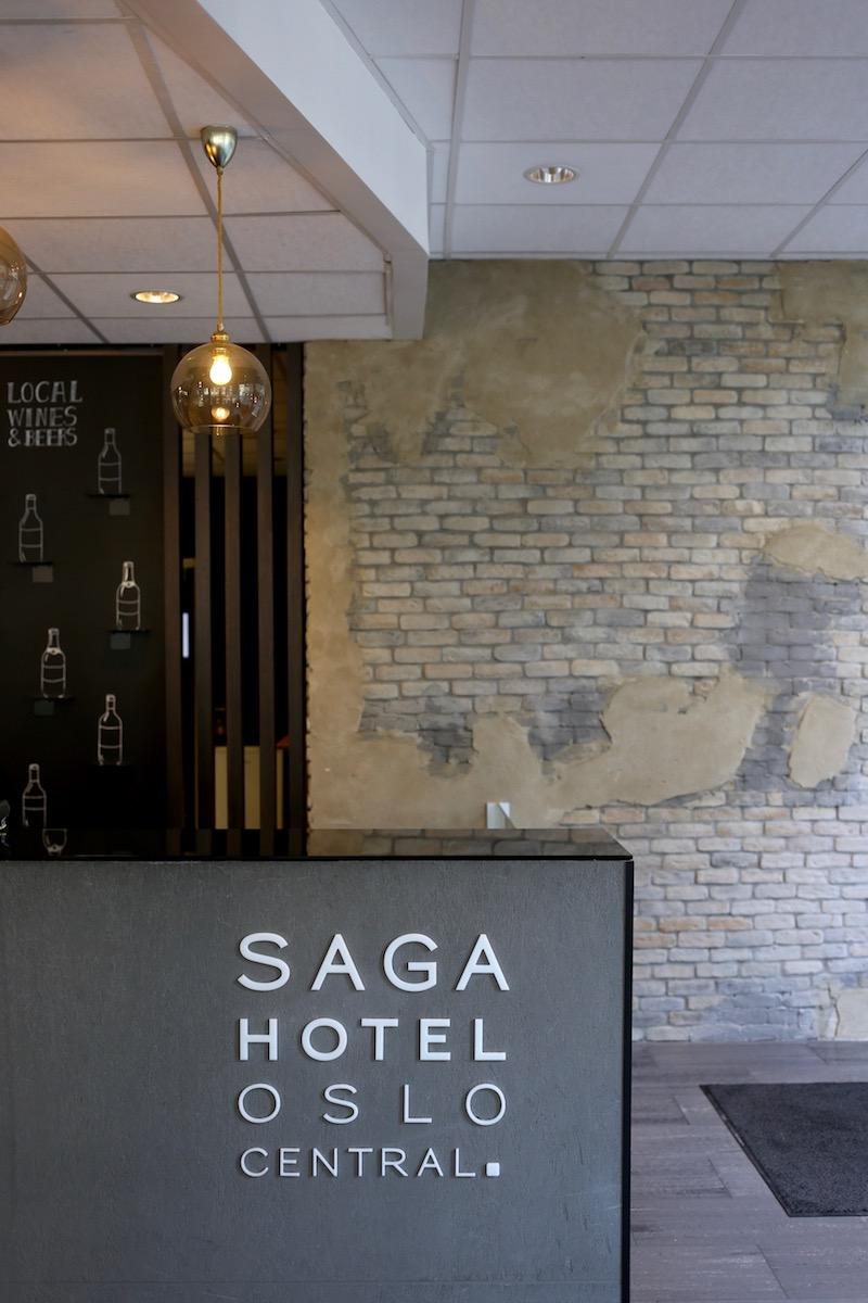 Homevialaura, Oslo, kokemuksia, matkaopas, Sagal Hote, hotelli
