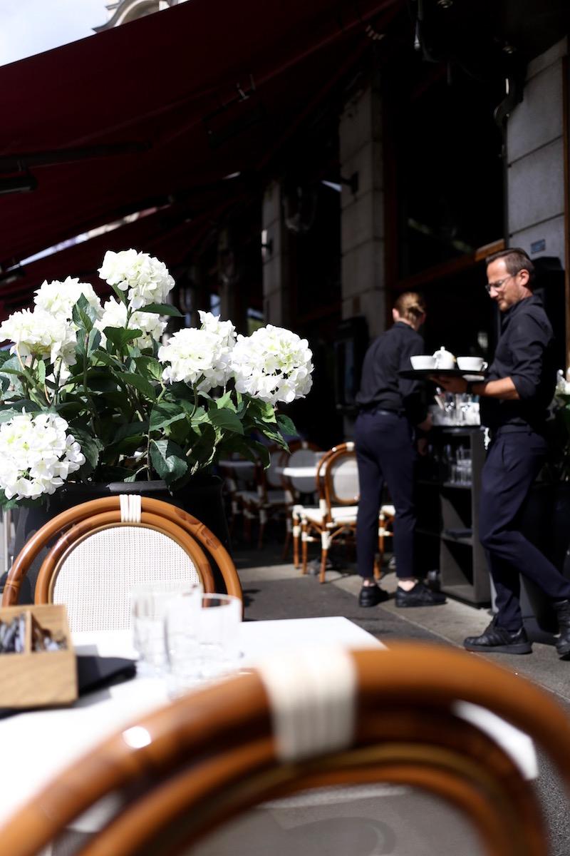 Homevialaura, Oslo, kokemuksia, matkaopas, Grand Hotel Cafe