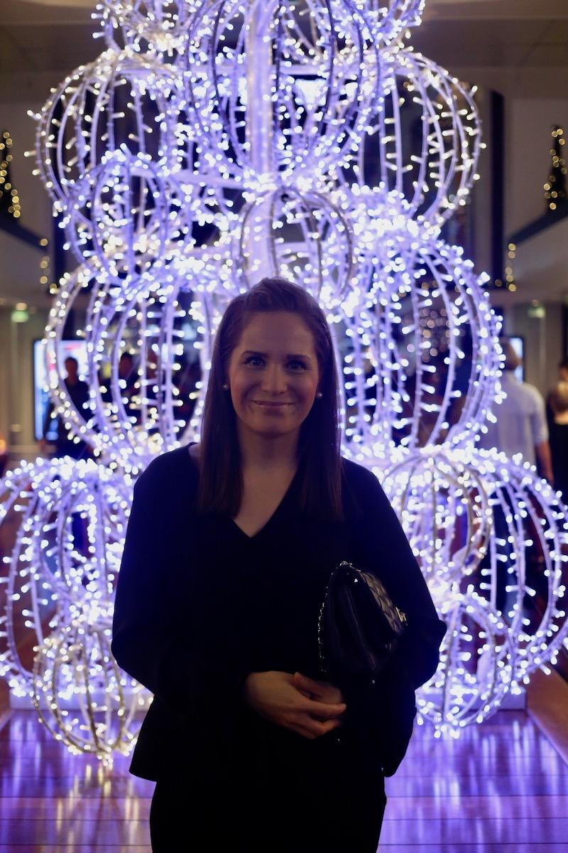 Homevialaura, Silja, Line, Silja Serenade, Päivä Tukholmassa -risteily, joulu