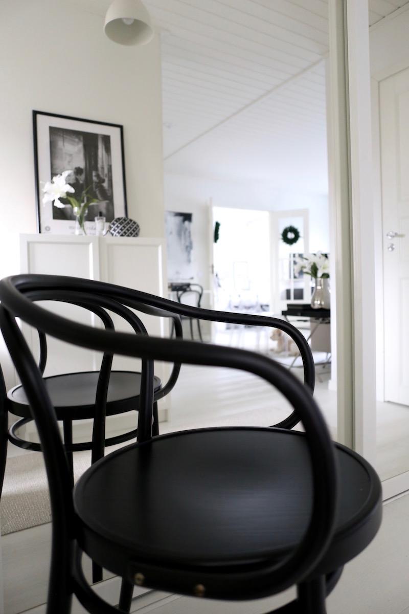 Homevialaura, TON Chair 30, wieniläistuoli, eteinen, sisustus