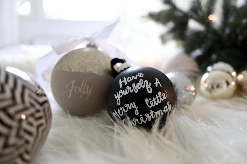 Homevialaura, joulukuusen koristeet, joulu, joulukoristelu