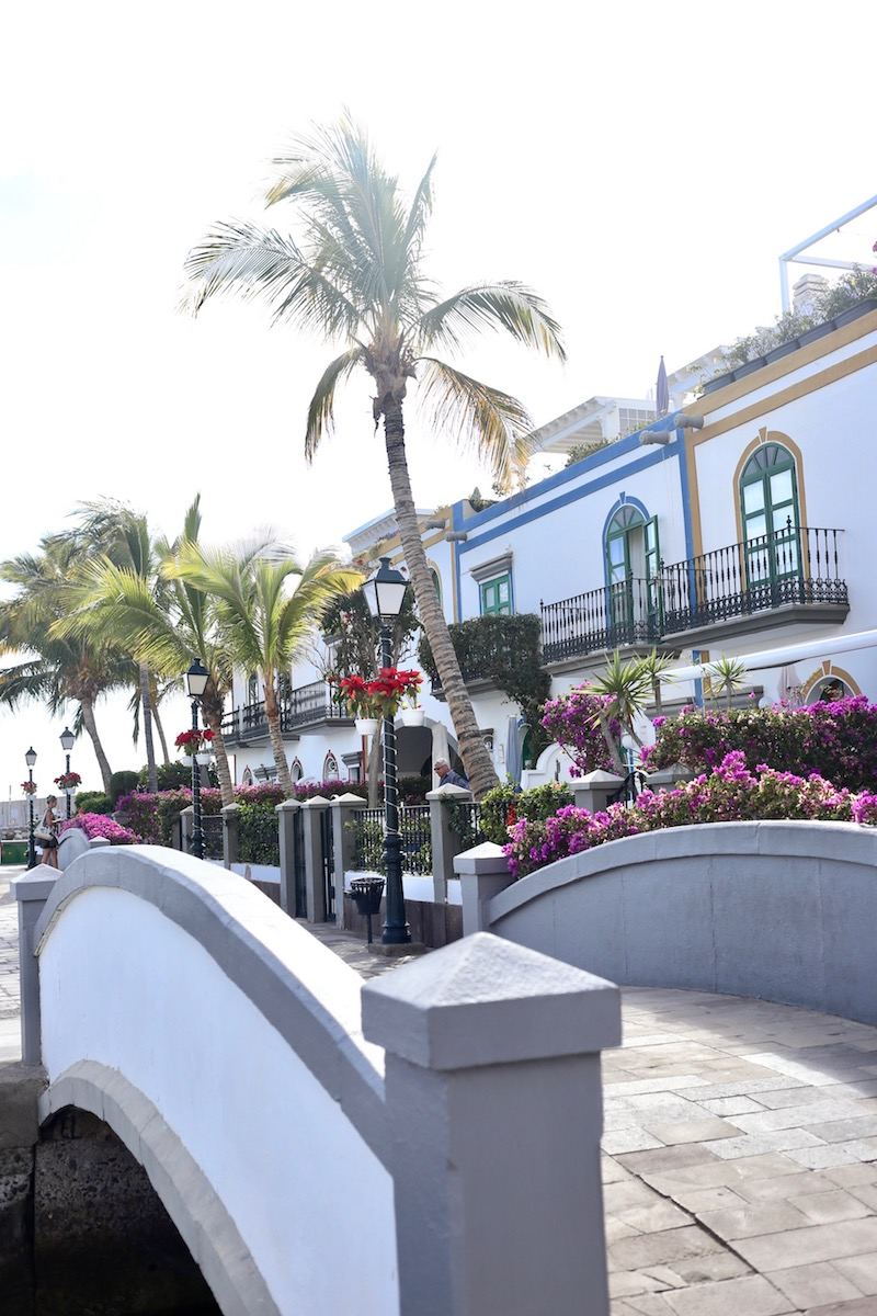 Homevialaura, Gran Canaria, Kanariansaaret, Puerto de Mogan