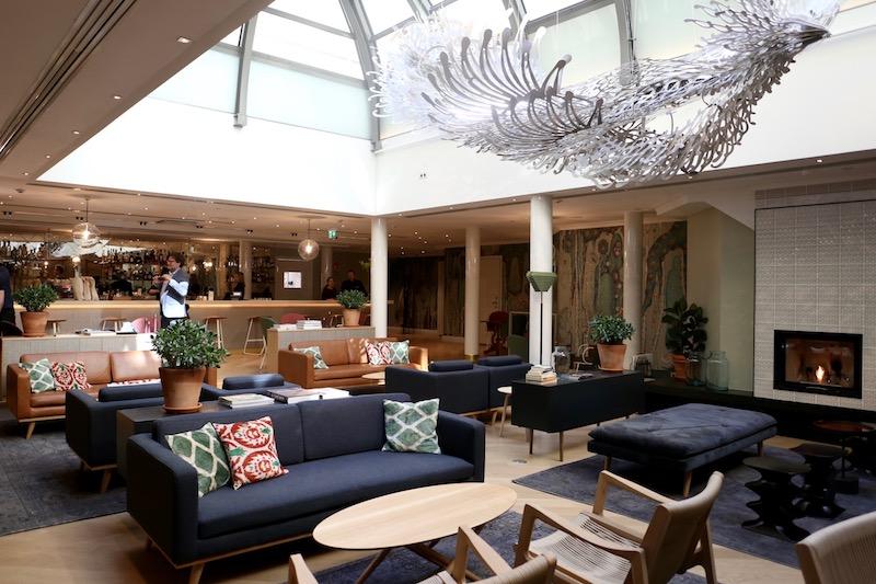 Homevialaura, Hotel St George Helsinki, hotelli, Yrjönkatu 13