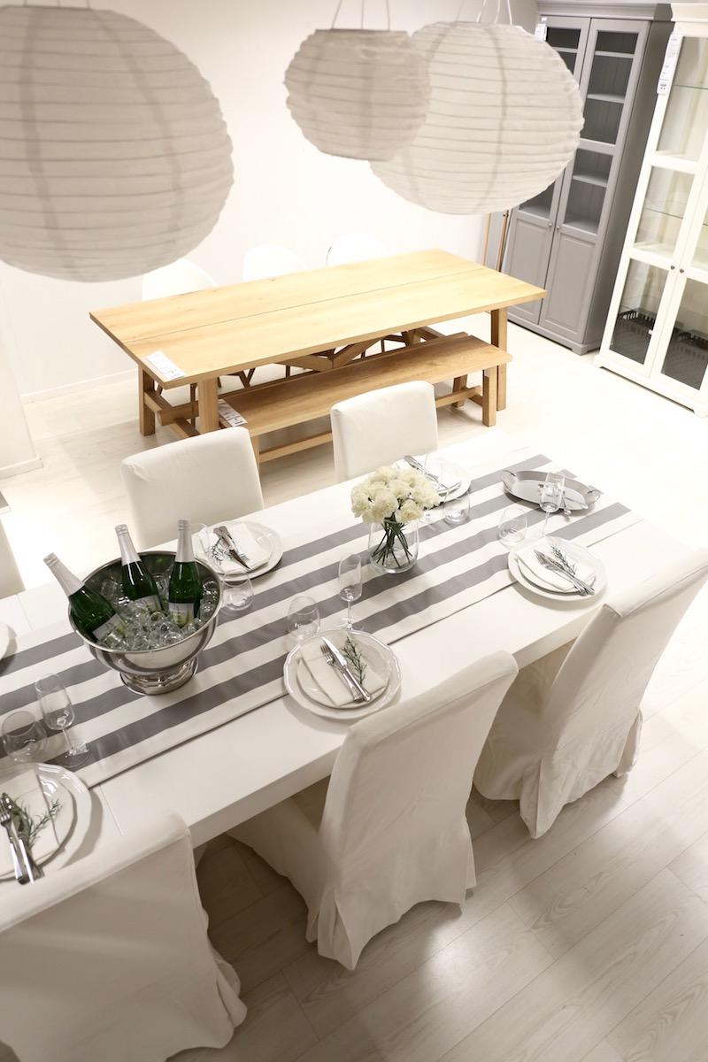 Homevialaura, IKEA, kesäkattaus eteläranskalaiseen tyyliin