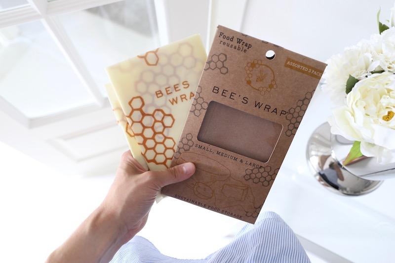 Homevialaura, kestokelmu, Bee's Wrap, zero waste, muovin vähentäminen