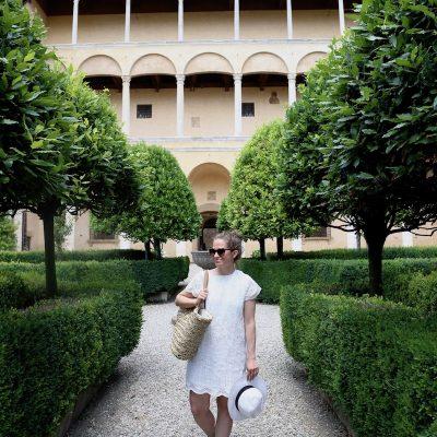 Toivepostaus: Toscanan lomatyyli