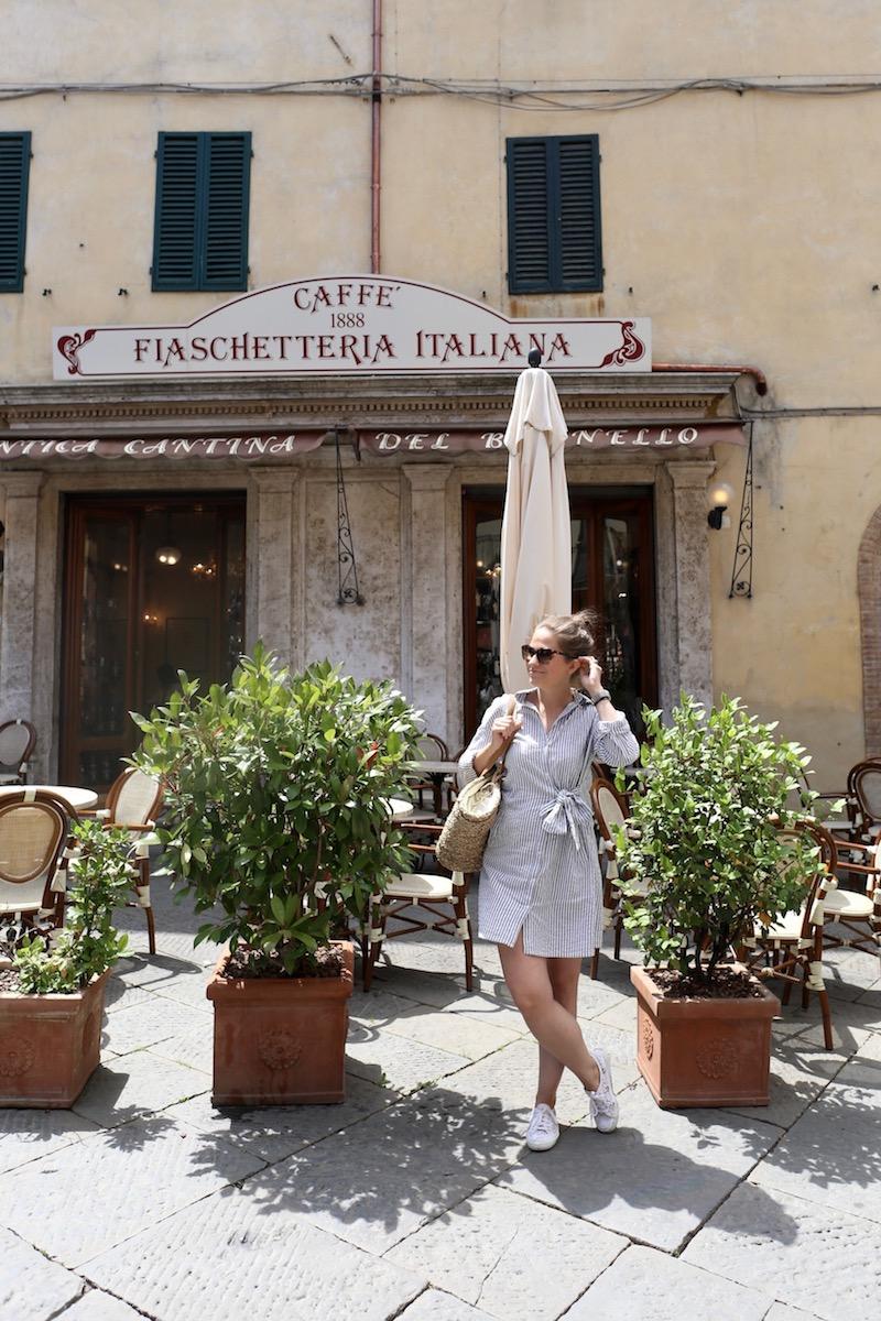 Homevialaura, lomatyyli, Toscana