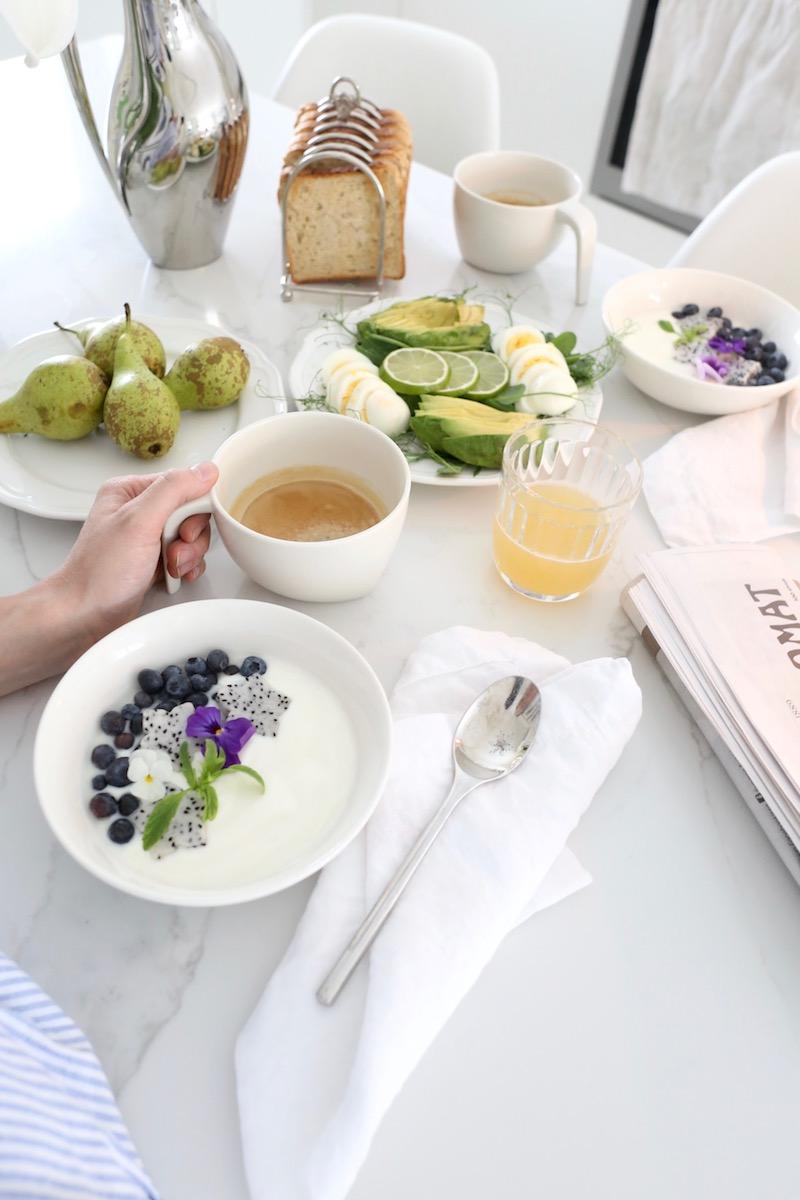 Homevialaura, Arla Luonto+, vastuullisuus lapsiperheen ruokapöydässä