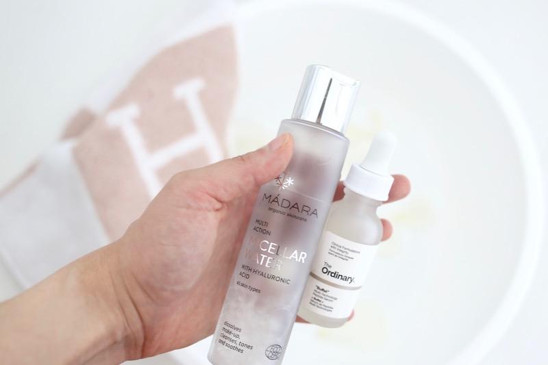 Homevialaura, luonnonkosmetiikka, ihonhoito, korealainen ihonhoitorutiini