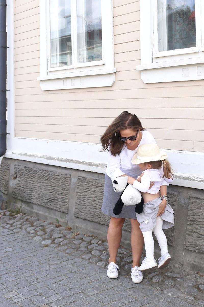 Homevialaura, matkustaminen lasten kanssa, kotiinpaluu matkoilta