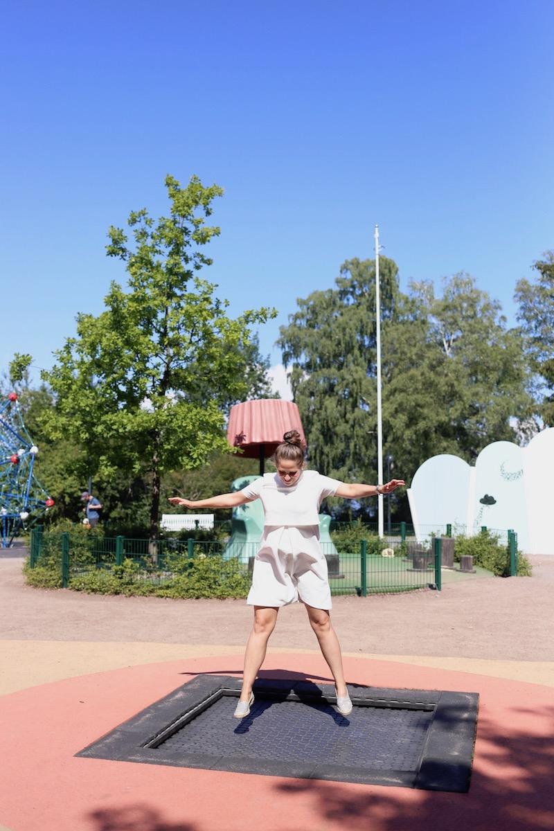 Homevialaura, Tampere, vinkit, mitä tehdä tampereella, Tampere lasten kanssa, Näsinpuisto, Tiitiäisen Satupuisto