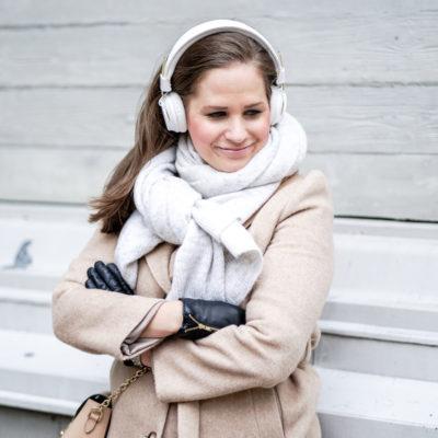 Inspiroiva ihminen: Maaret Kallio (ja podcast-suositus)
