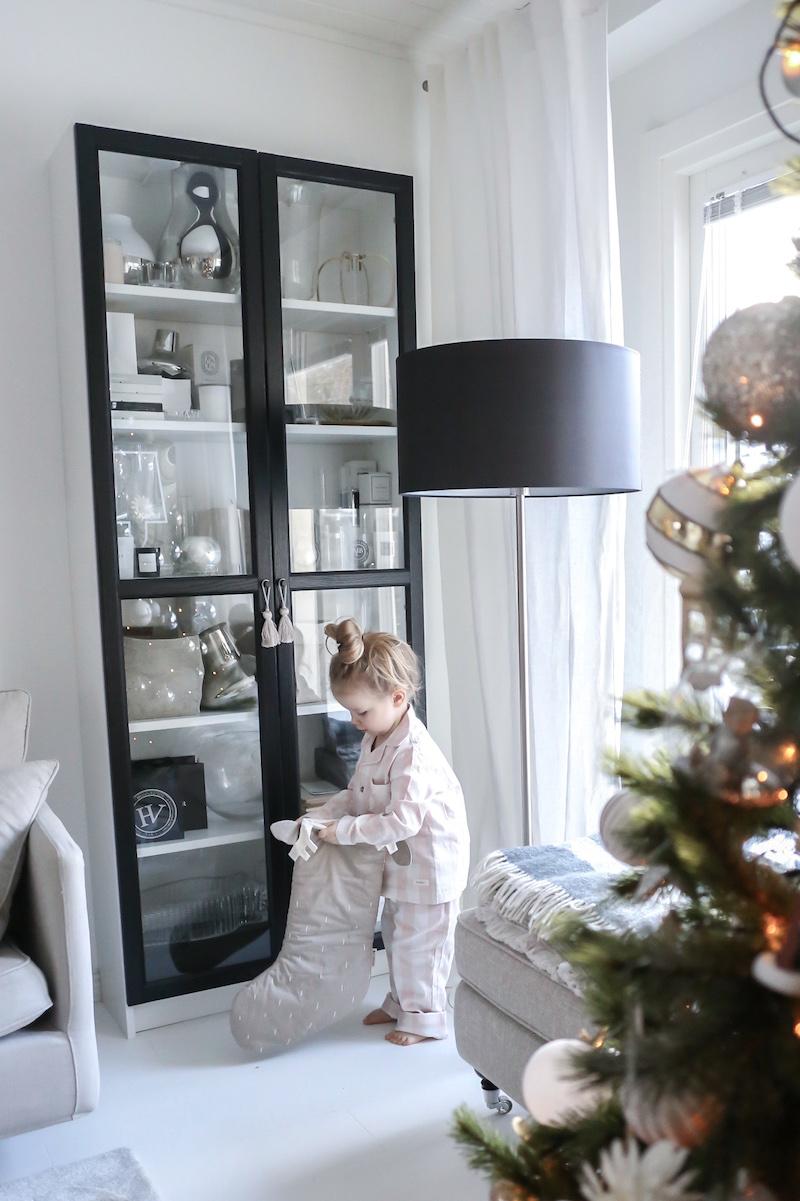 Homevialaura, joulu, joulukalenteri, hyväntekeväisyys, Joulupuu