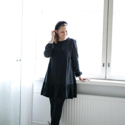 Toivepostaus: Gauhar Helsingin muunneltava pikkumusta