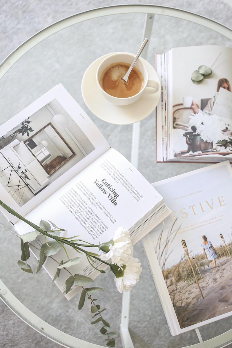 Homevialaura, lifestyle-kirjat, kahvipöytäkirjat, Cozy, Be My Cozy