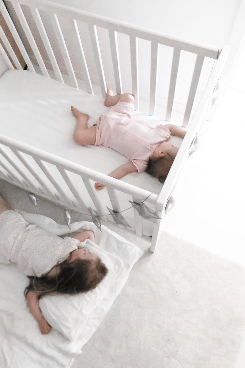 Lasten nukkumisjärjestelyistä