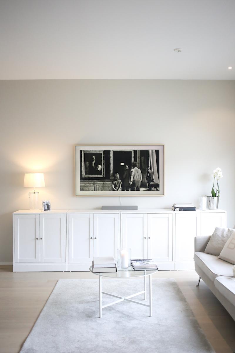 Homevialaura, Samsung The Frame, televisio