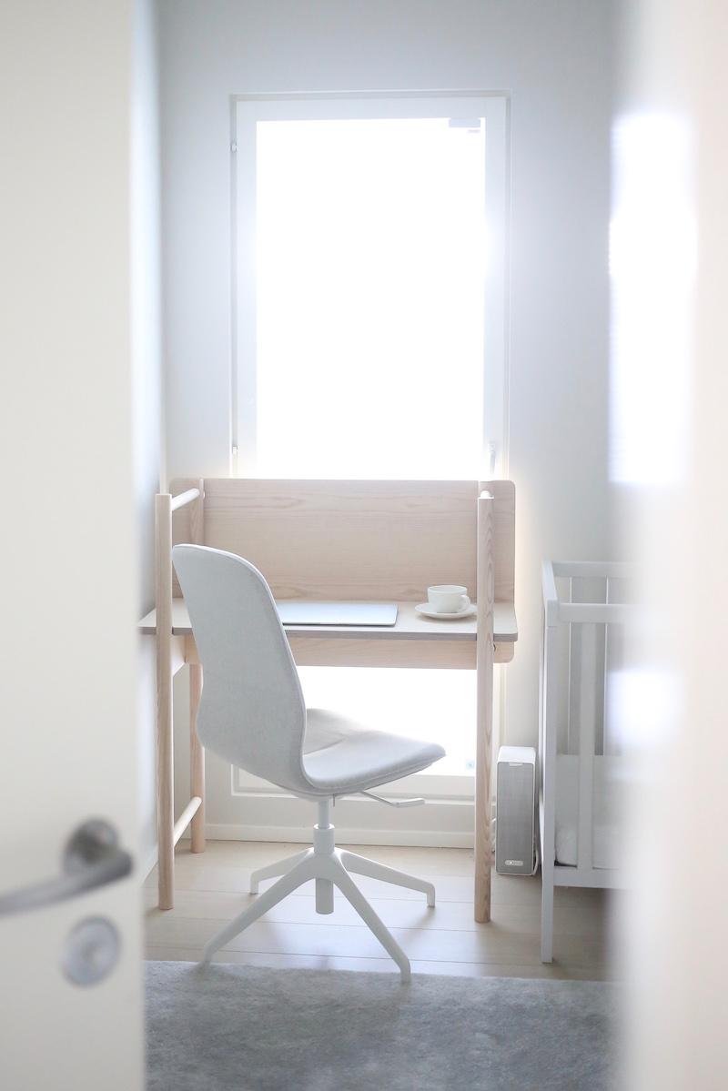 Made by Choicen Fem-työpöytä –kotimme etätyöratkaisu
