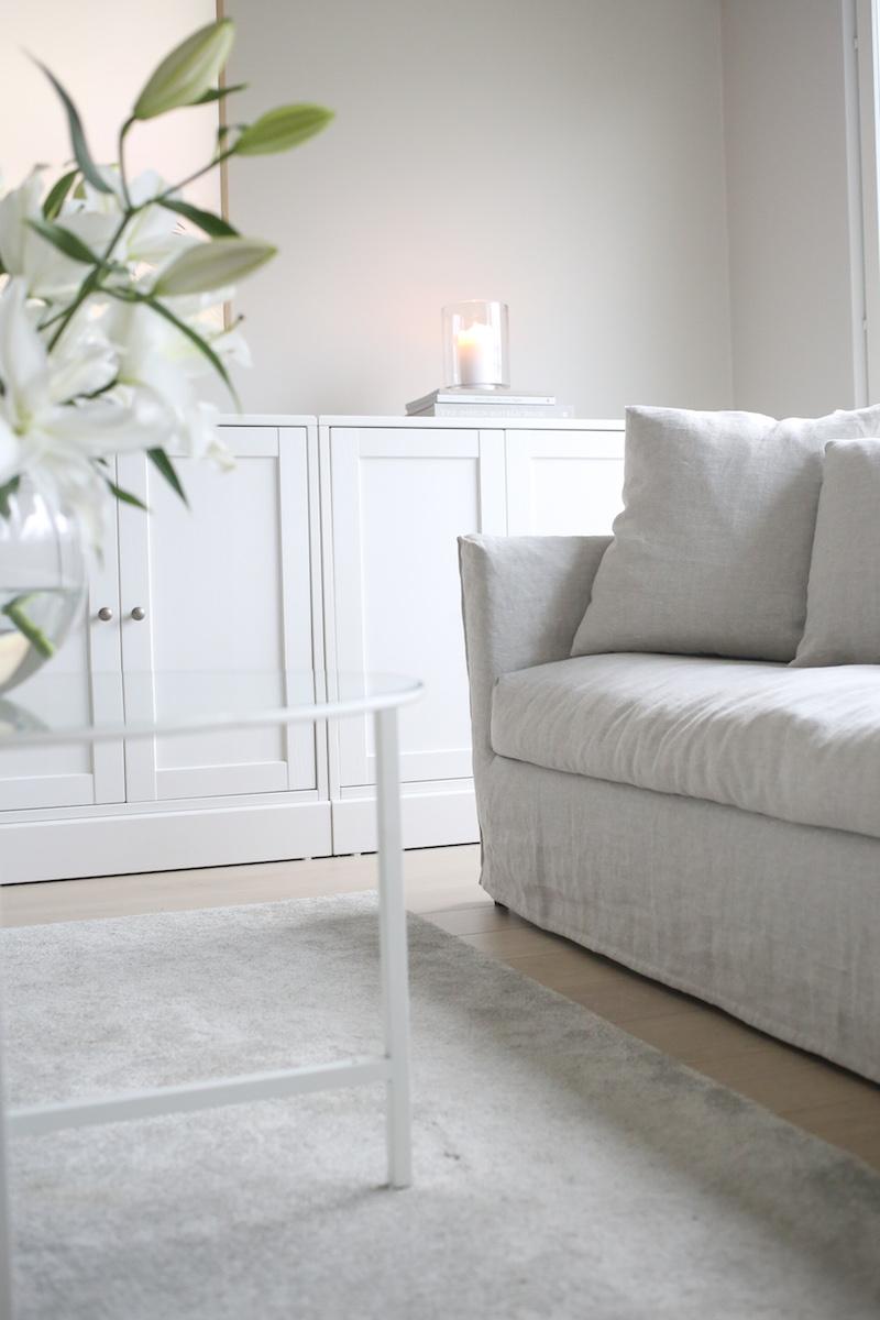 Homevialaura, HT Collection Donna, kotimainen sohva, Lino Delave 111, olohuone, kaksi sohvaa vastakkain