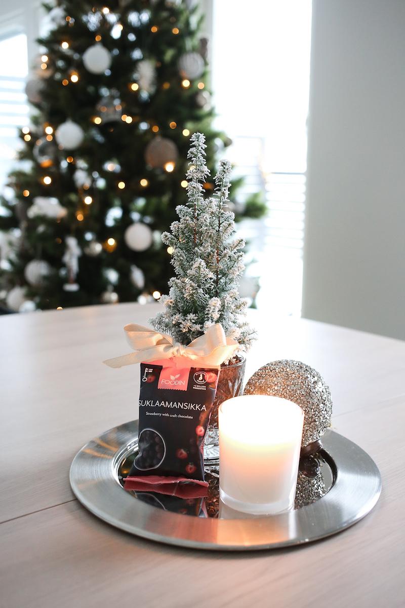 Homevialaura, Minska Joulutori, vastuulliset joululahjat, kotimainen verkkokauppa, Foodin