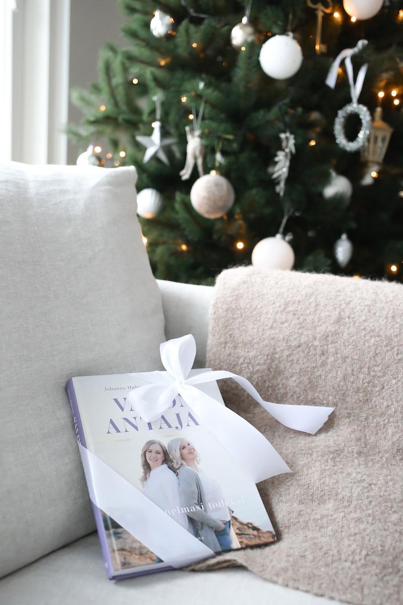 Homevialaura, Minska Joulutori, vastuulliset joululahjat, kotimainen verkkokauppa, Valon antajat, Kiitä unelmasi todeksi