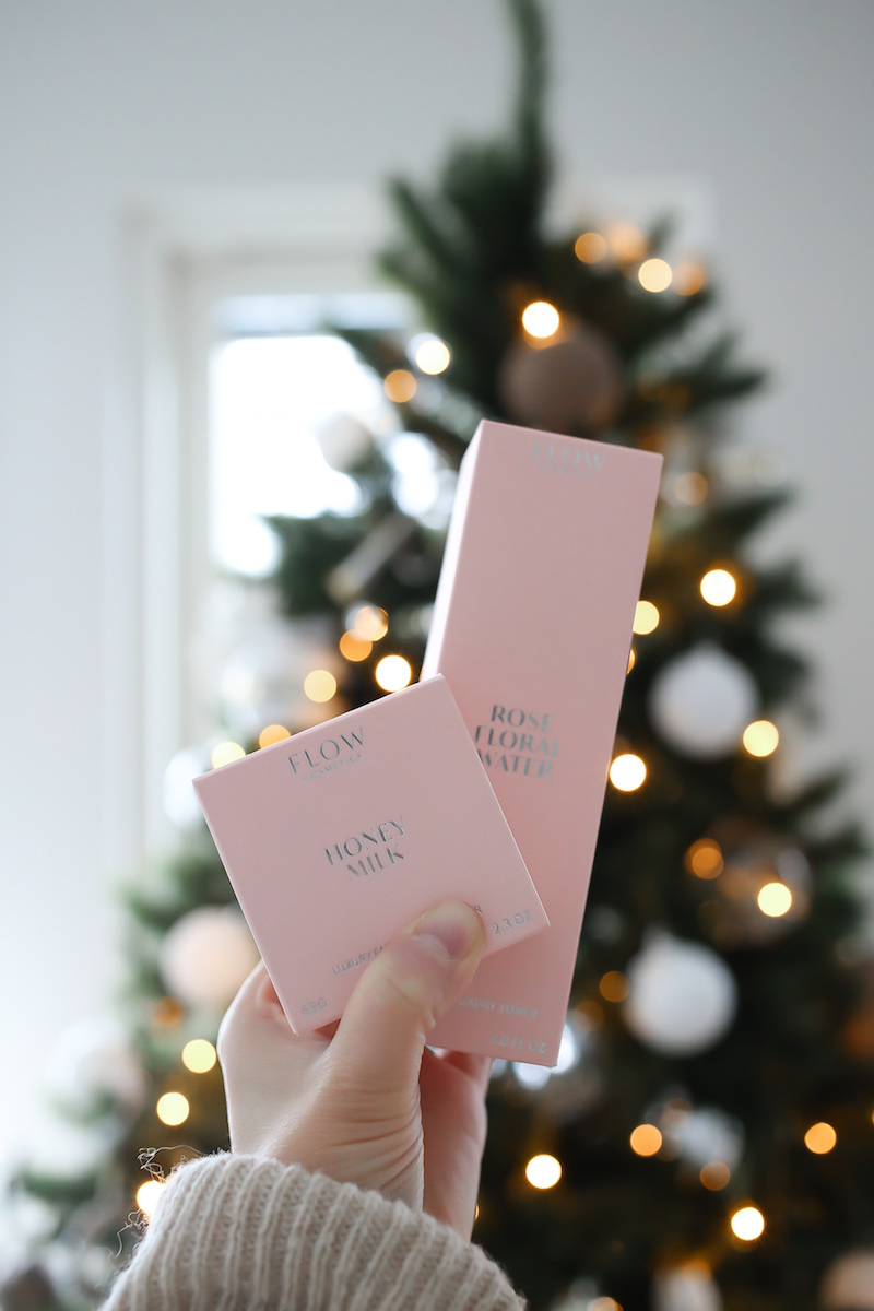 Homevialaura, Minska Joulutori, vastuulliset joululahjat, kotimainen verkkokauppa, Flow Cosmetics